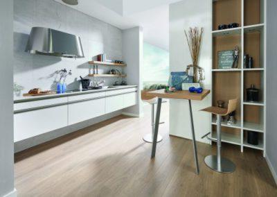 Minimalistische keuken Sachsen