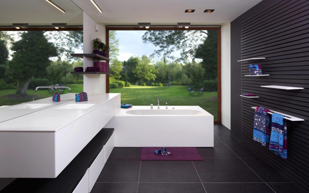 Gebruiksvriendelijke badkamer met oog voor detail
