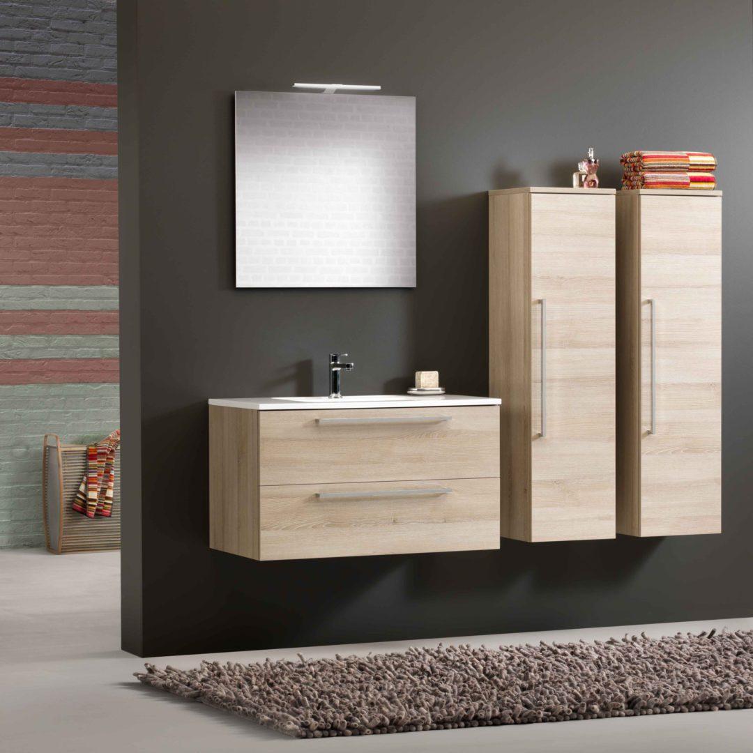Rust en warmte in de badkamer