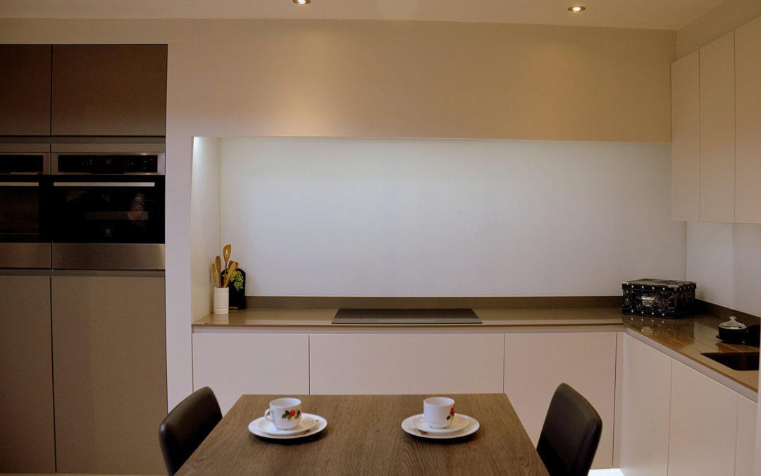 Strakke Design Keukens : Design masure